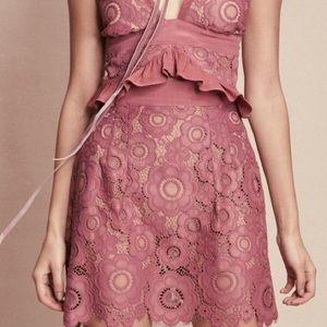 For love and lemons Sonya skirt
